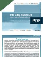 Info edge 2010