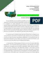 Articulo de Ecologia