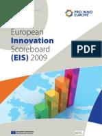 European Innovation Scoreboard (EIS) 2009