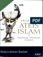 Sejarah Ateis Islam