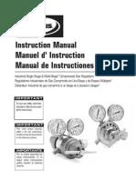 Harris Regulator Manual