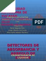 Detectores de Absorbancia y Arreglo de Diodos [154093]