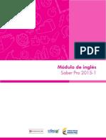 Icfes Ingles 2015