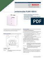 Aislador de cortocircuito FLM-I 420-S