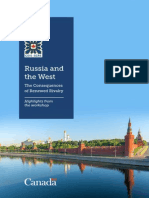 Russia and the West-Eng