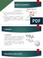 Inhibicion Enzimática
