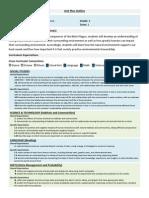 p - unit plan outline