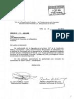 Decreto Legislativo Nº 1194-Flagrancia Dilectiva Perú