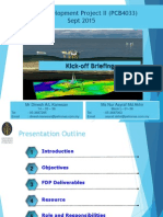 1 FDP II Kickoff Briefing File