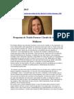 Alanis Morisssette Posta Um Artigo de Dr. Rachel Carlton Abrams, MD