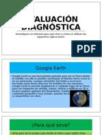Evaluación Diagnóstica PowerPoint