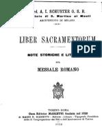 10. Liber Sacramentorum, Aggiunte e Mutazioni Le Nuove Messe
