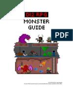 d12 Monster Guide
