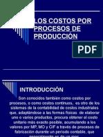 Los Costos Por Proceso de Producción.ppt