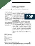 001 Acromegalia.