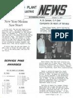 GE Waynesboro Plant News (1977)
