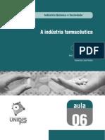 A Indústria Farmacêutica
