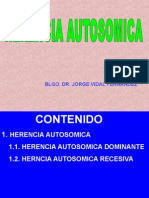 Herencia Auotsomica Presentación Completa2