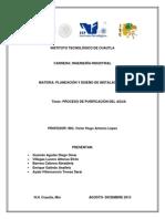 Proceso de purificación del agua.pdf