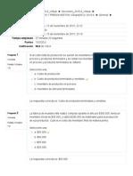 Parcial 1 Intento 2 (Costos y Presupuestos) Poligran