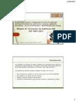 formaciondeauditoressig-131008212036-phpapp01