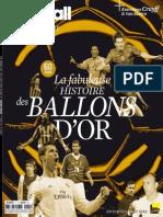 France Football Hors-Série - 60 Ans La Fabuleuse Histoire Des Dallons D_or