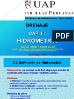 2. HIDROMETRIA