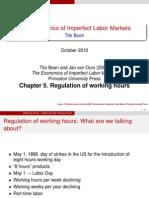 Regulation Working Hours