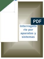 Resumen de Interrogatorio Por Paratos y Sistemas