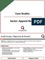 Red Quanta_Sample Case Studies_Apparel Retail