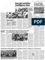 Chinese Hack Sensitive CIA, Defence and Intelligence Data Business Standard June 15,  2015