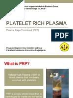 Plasma Rich Platelet