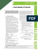 DS4 Compressive Loads March