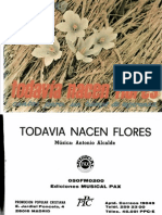 Todavia Nacen Flores, Antonio Alcalde