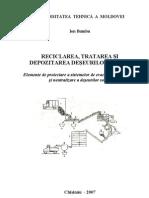 Reciclarea Tratarea Si Depozitarea Deseurilor Solide DS
