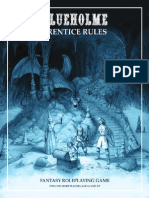 BLUEHOLME Prentice Rules (7567618)