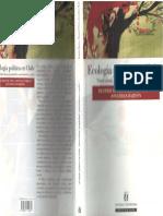 Ecología política, modelo de agua chileno