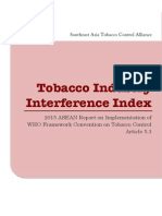 Seatca TII Index 2015