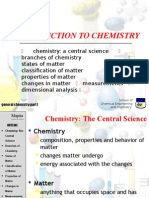 01 - Introduction to Chemistry