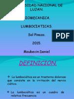 POWER BIOMECANICA N°3 LUMBOCIATICAS..pptx