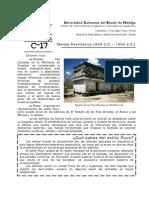Historia Mex 17 y 18