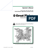 Great Plains Operator's Manual Series VII 7551, 7553, 7556, 7558 & 7560