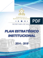 Plane Strategic o 2014 Al 2018