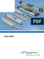 Linear Actuator Danaher Motion