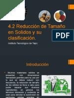 4.2 Reduccion de Tamaño