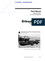 Great Plains Parts Manual NTA3010 & NTA3510