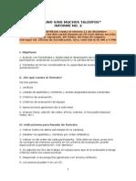 Informe 2 Talentos 2015-2