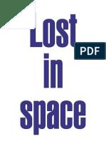 Lost in Space - kapil Arambam