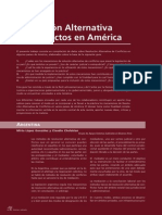 Resolucion de Conflictos America Latina