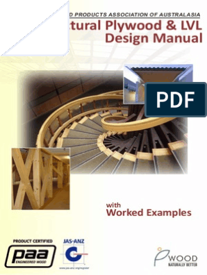 Ewpaa Ply and Lvl Design | Plywood | Bending